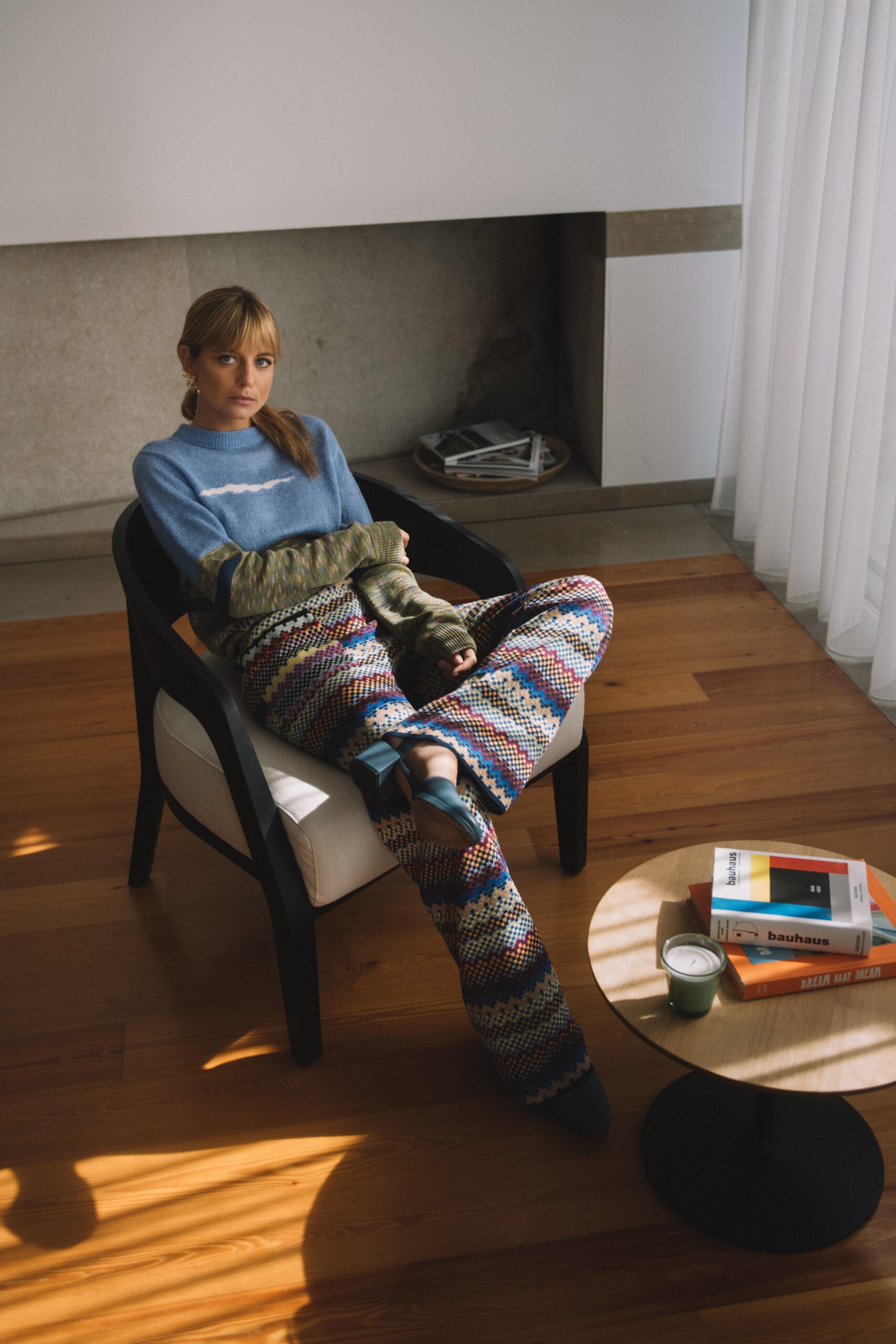 Cata Vassalo Styled by Daniela Gil