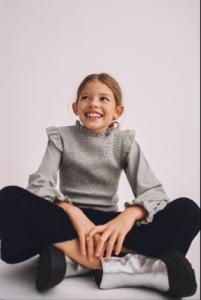 Zara kids styling Daniela Gil