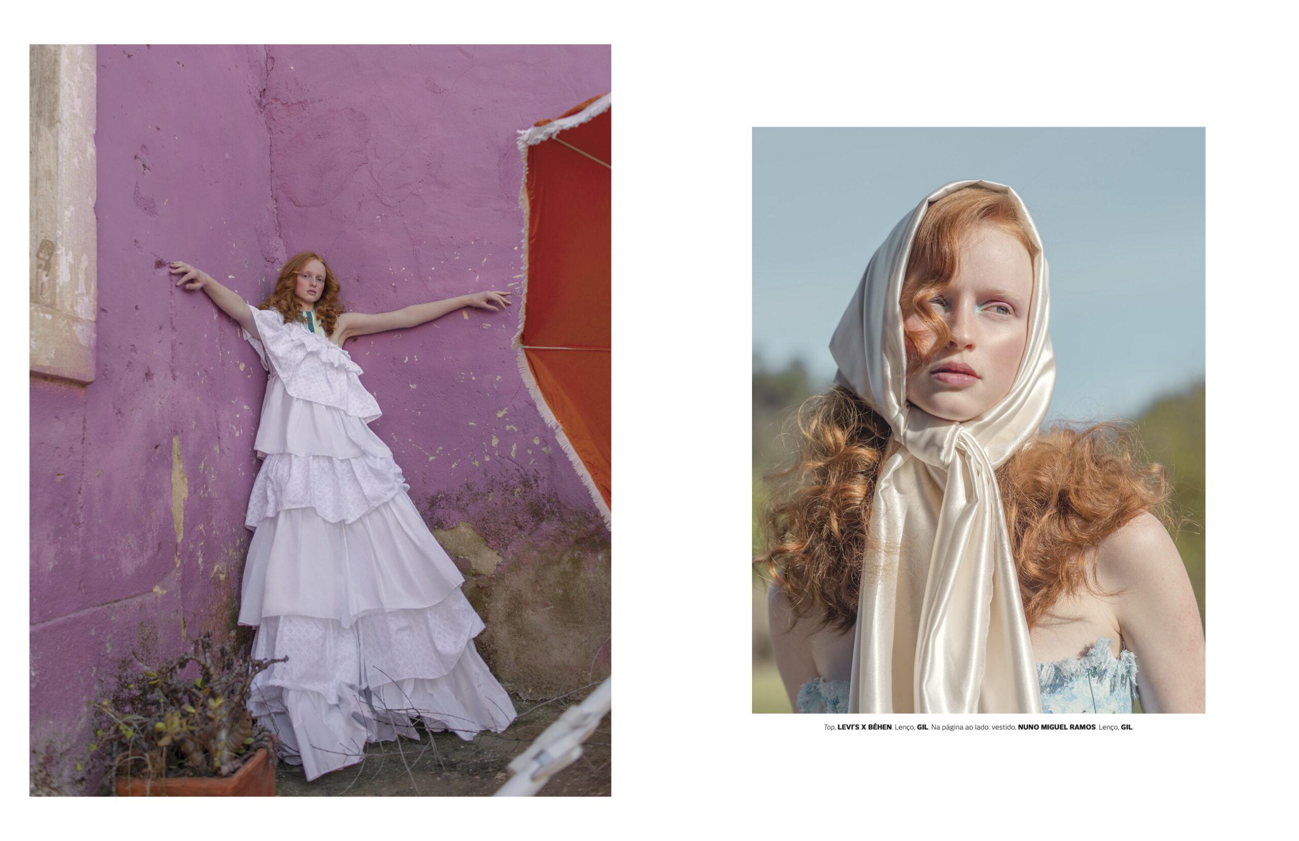 Daniela Gil Stylist Vogue Portugal