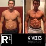 6 week body transformation - london