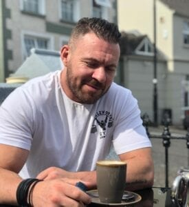 Personal Trainer in london -James Cronin