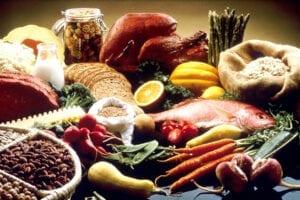 Transformation diet food