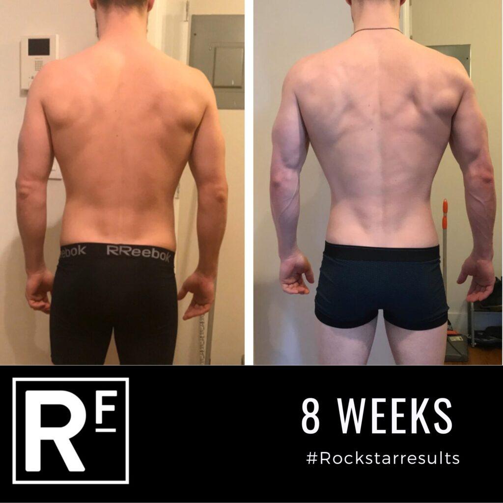 10 weeks Body Transformation London - Rob 2