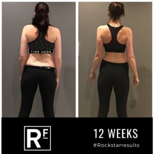 Body Transformation London - Sam 4