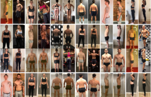 Body Transformation Results collage