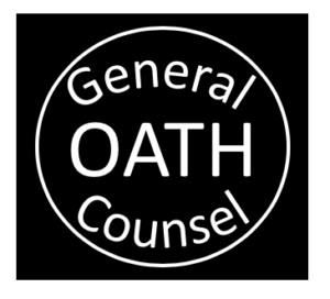 General Counsel Oath