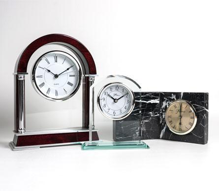 Custom Engraved Clocks
