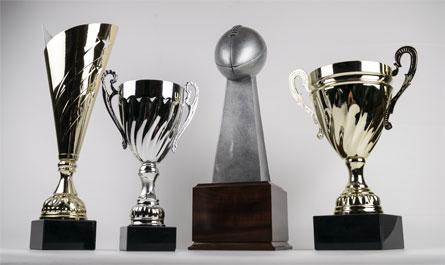 custom engraved trophies