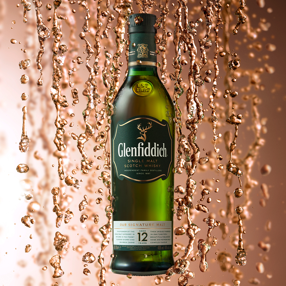 Glenfiddich Beauty