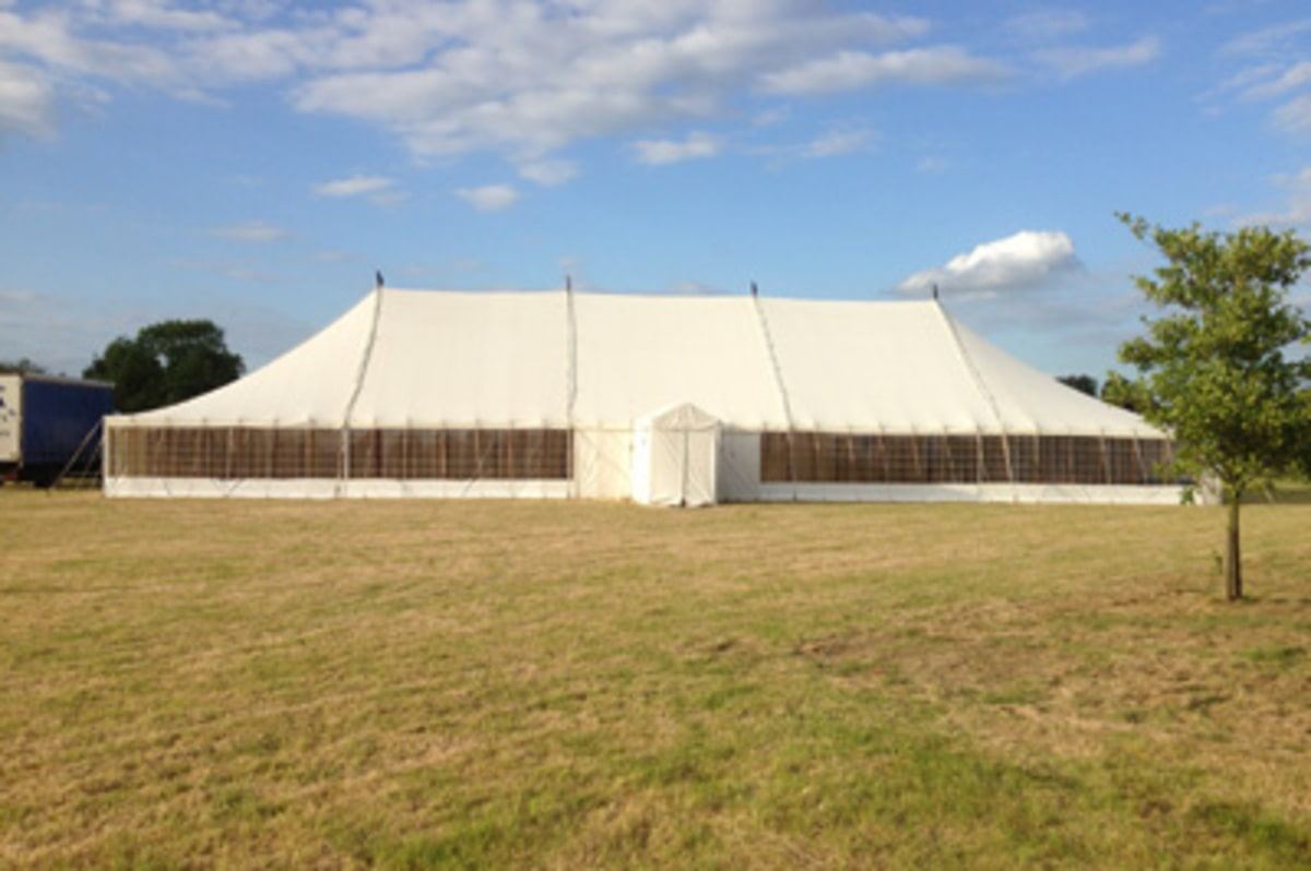 County Marquees East Anglia - Marquee Hire Essex-large-00ftx40ft-Traditional-marquee-hire