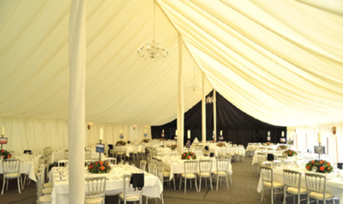 County Marquees East Anglia - Marquee Hire Essex-large-marquee-interior-tradtional