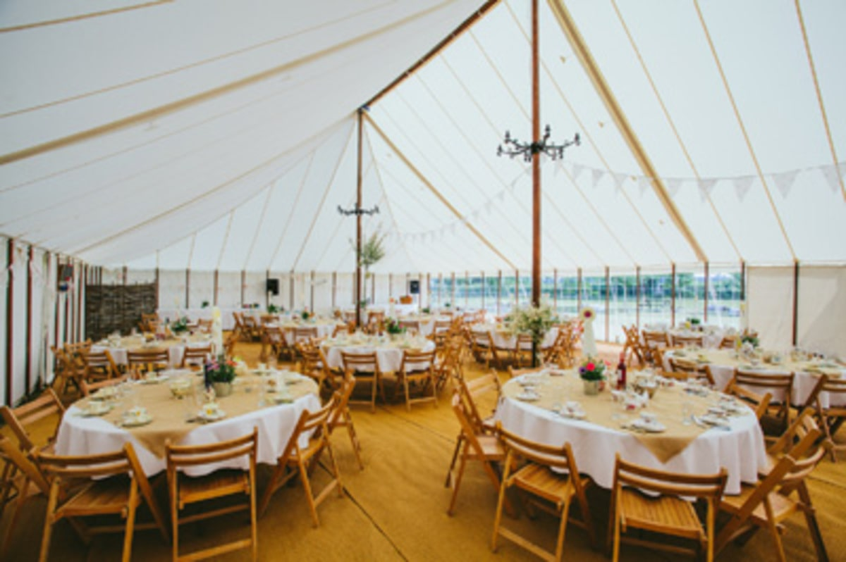 County Marquees East Anglia - Marquee Hire Essex-large-traditional-rustic-interior