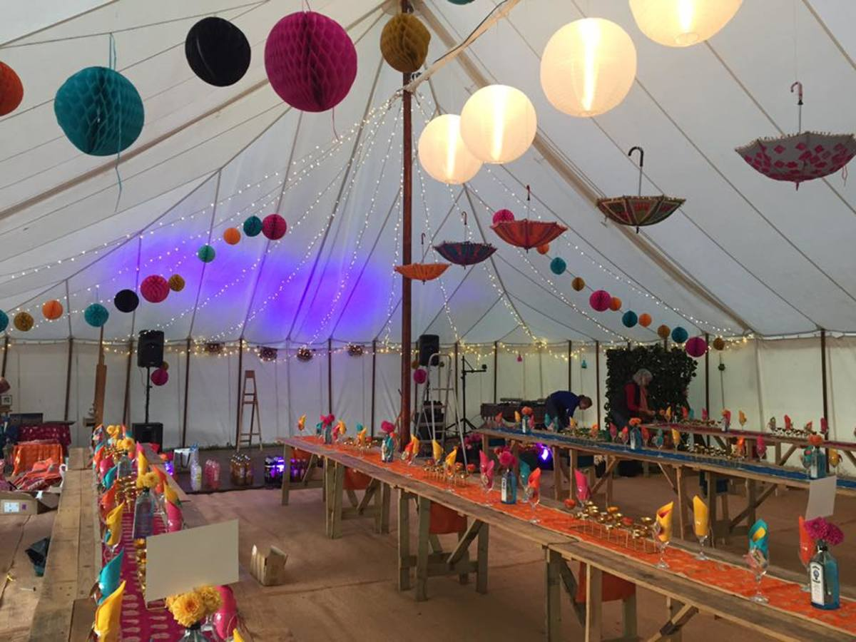 County Marquees East Anglia - Marquee Hire Essex-traditional-marquee-hire-decorated