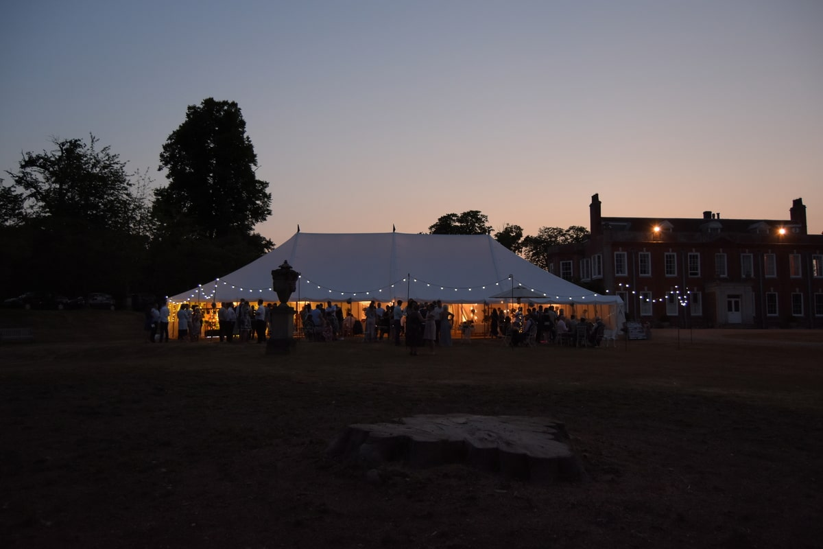 County Marquees East Anglia - Marquee Hire Essex-traditional-marquee-manor-house