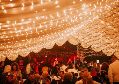 County Marquees East Anglia - Marquee Hire in Essex-clear-span-marquee-hire-band