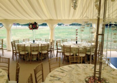 County Marquees East Anglia - Marquee Hire in Essex-clear-span-marquee-hire-clear-windows