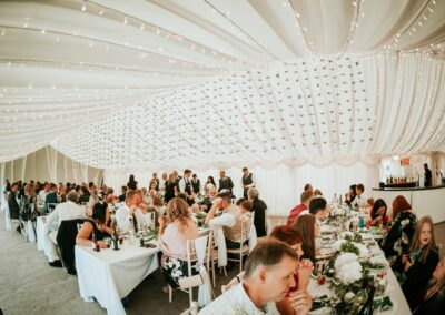 County Marquees East Anglia - Marquee Hire in Essex-clear-span-marquee-hire-decorated-bar