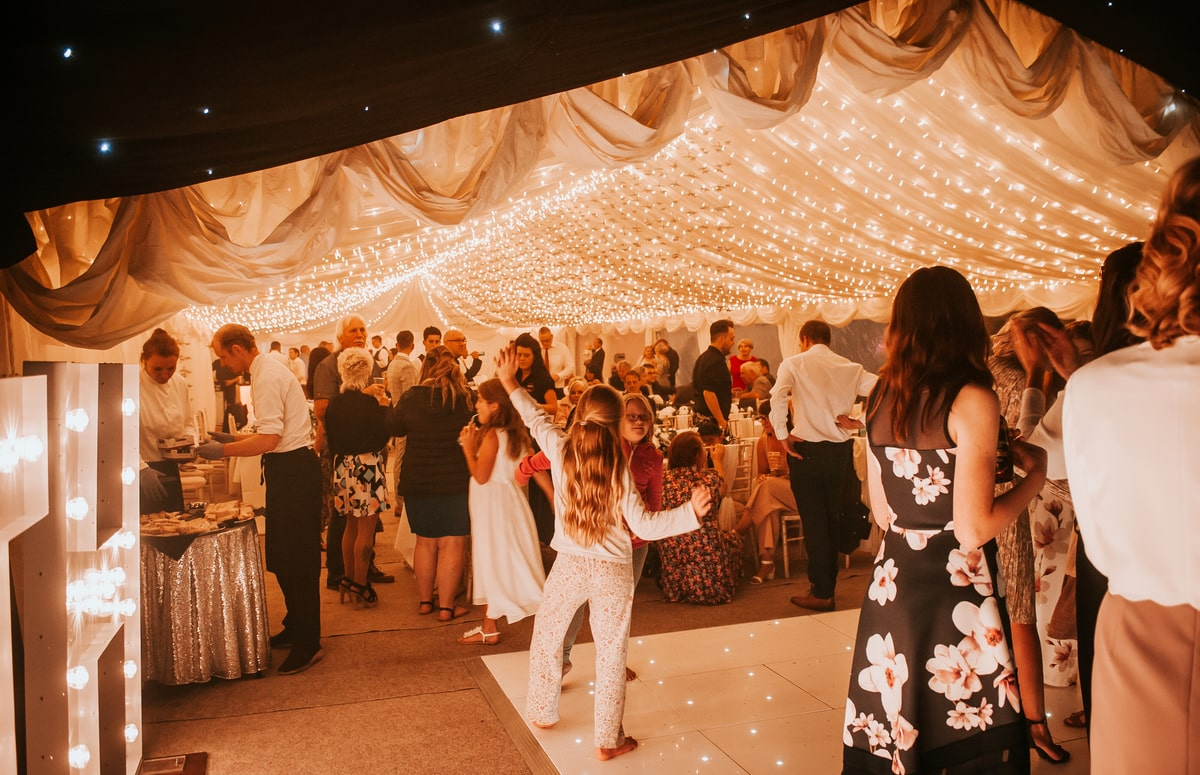 County Marquees East Anglia - Marquee Hire in Essex-clear-span-marquee-hire-lined