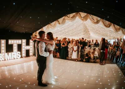 County Marquees East Anglia - Marquee Hire in Essex-clear-span-marquee-wedding-background