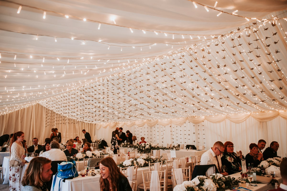 County Marquees East Anglia - Marquee Hire in Essex-decorated-clear-span-marquee-hire