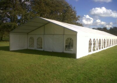 County Marquees East Anglia - Marquee Hire in Essex-large-clear-span-marquee-hire