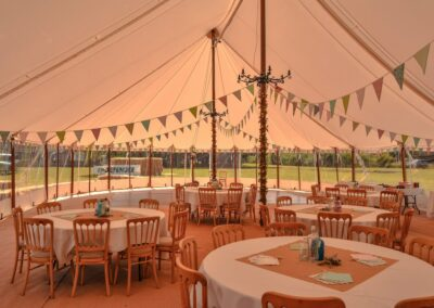 County Marquees East Anglia - Marquee Hire in Essex-sail-cloth-marquee-hire-decorated