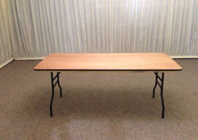 County Marquees East Anglia - 6ft-Trestle-table