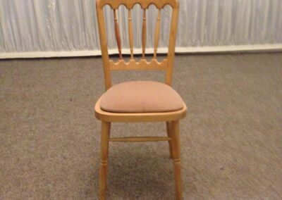 County Marquees East Anglia - Natural-Cheltenham-chair-min