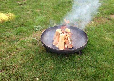 County Marquees East Anglia - Out-side-fire-pit