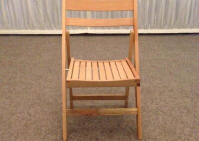 County Marquees East Anglia - Wood-folding-chair-min
