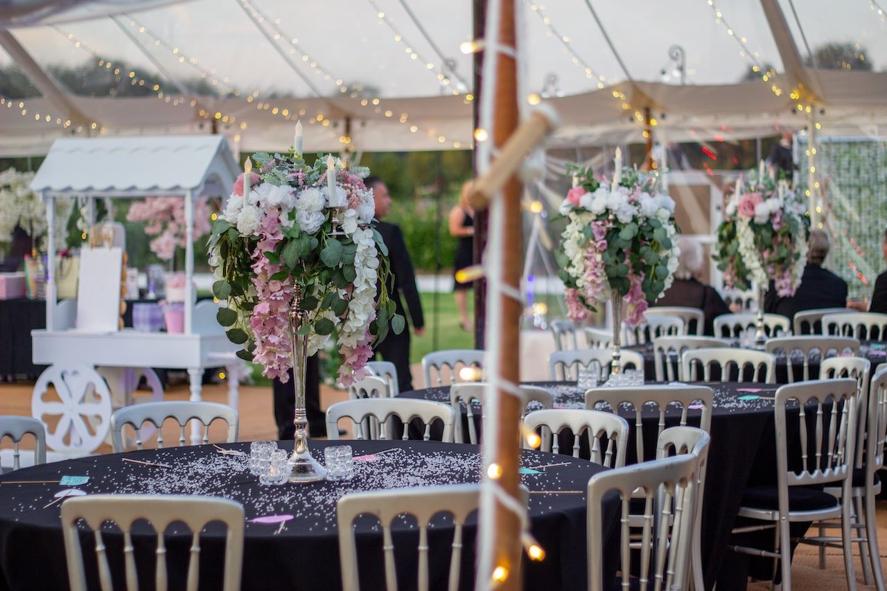 County Marquees East Anglia Party Marquee 25