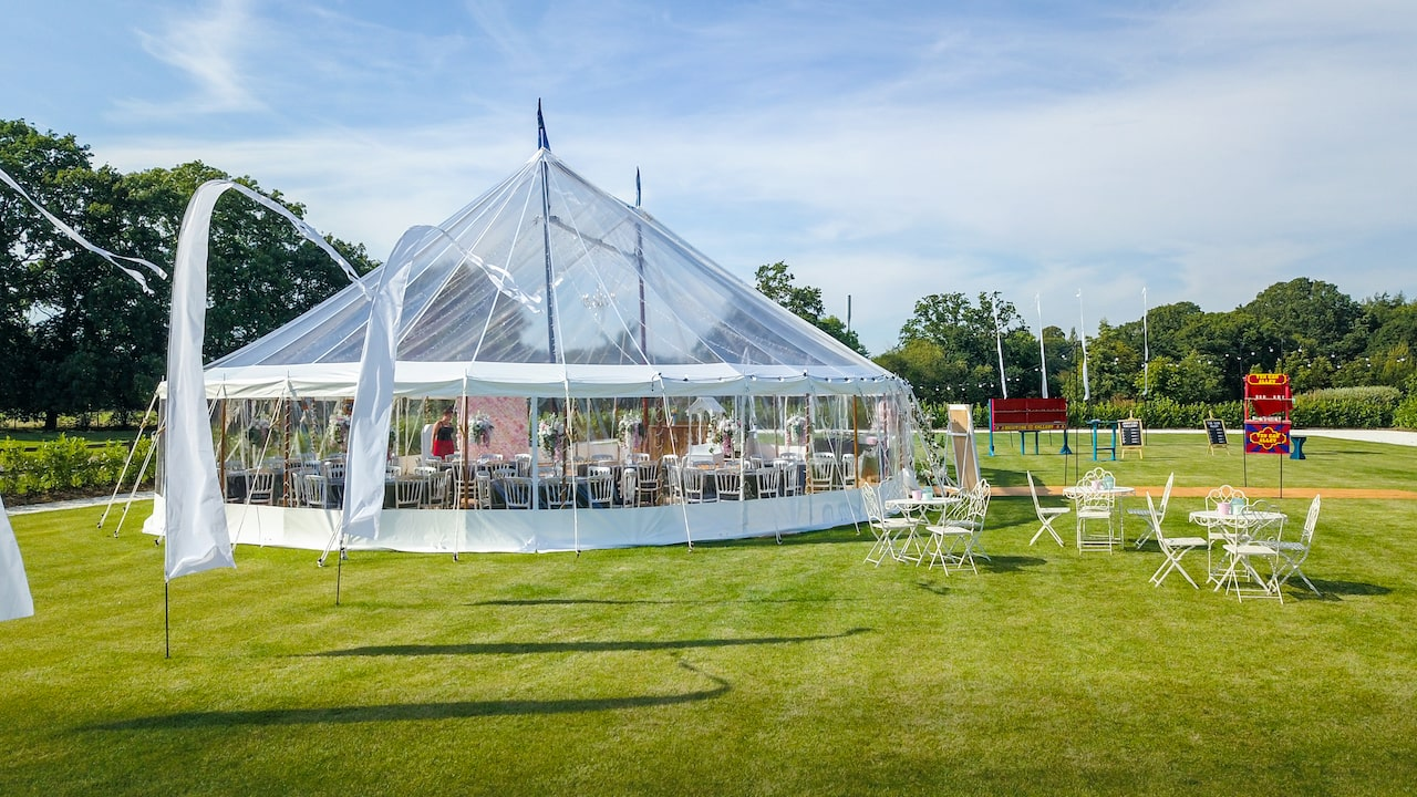 County Marquees East Anglia Party Marquee 58