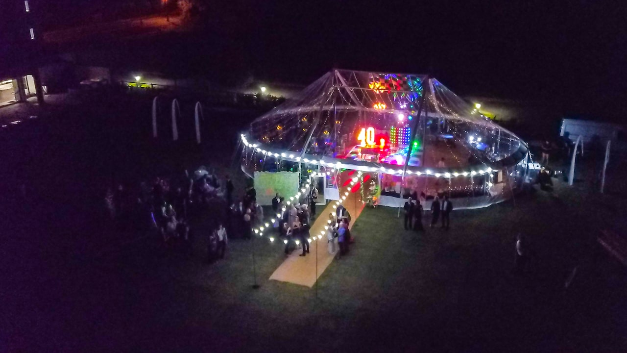 County Marquees East Anglia Party Marquee 59