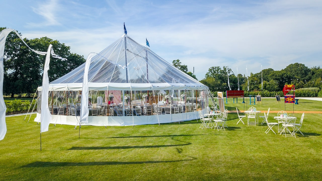 County Marquees East Anglia Party Marquee 60