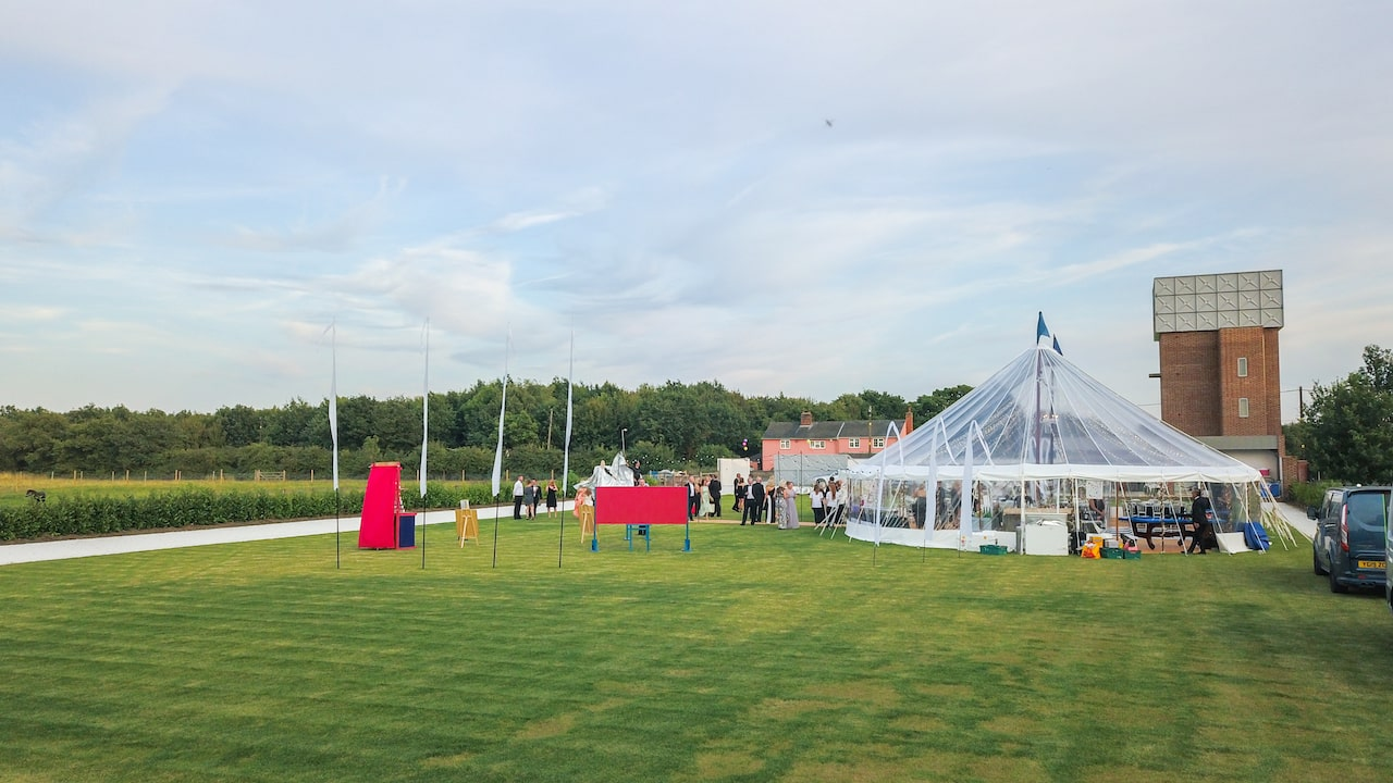 County Marquees East Anglia Party Marquee 61