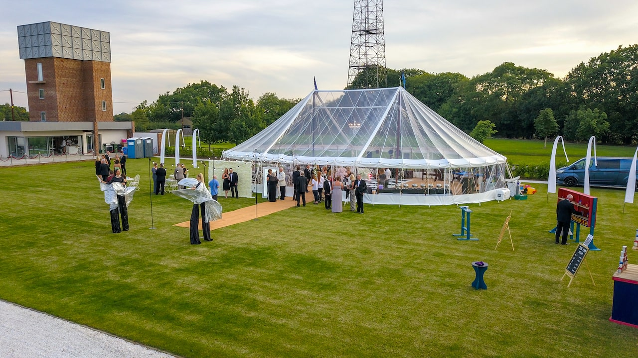 County Marquees East Anglia Party Marquee 64
