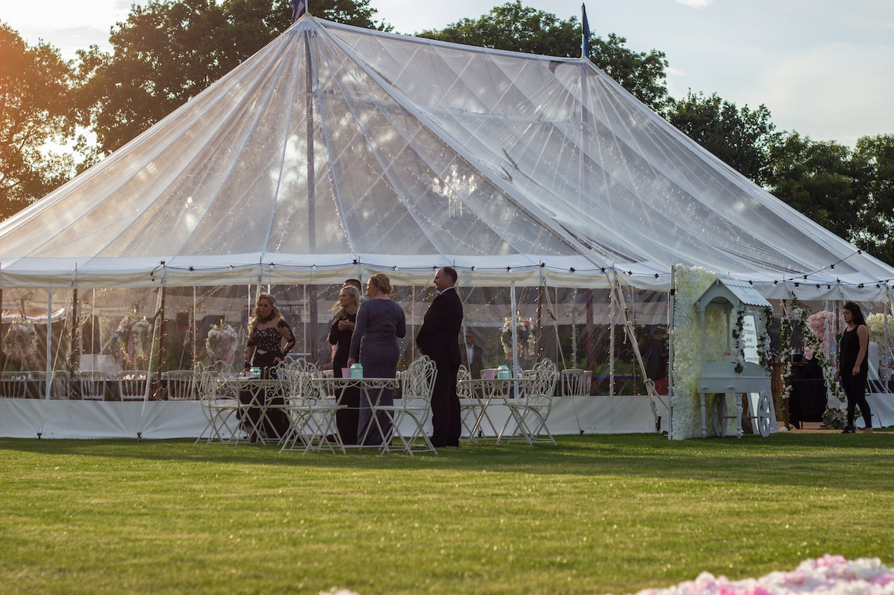 County Marquees East Anglia Party Marquee 8