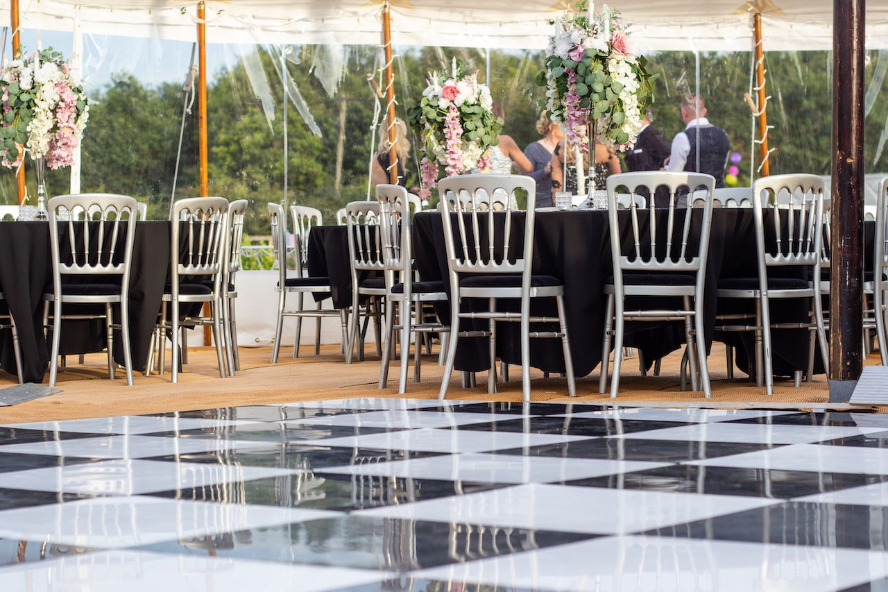 County Marquees East Anglia Party Marquee 9