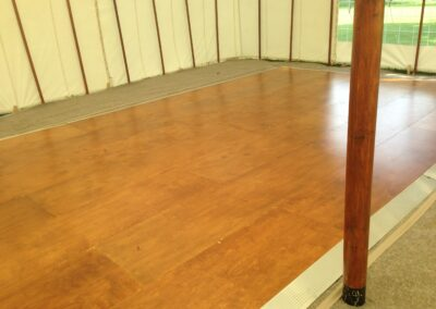 County Marquees East Anglia Wooden Dance Floor