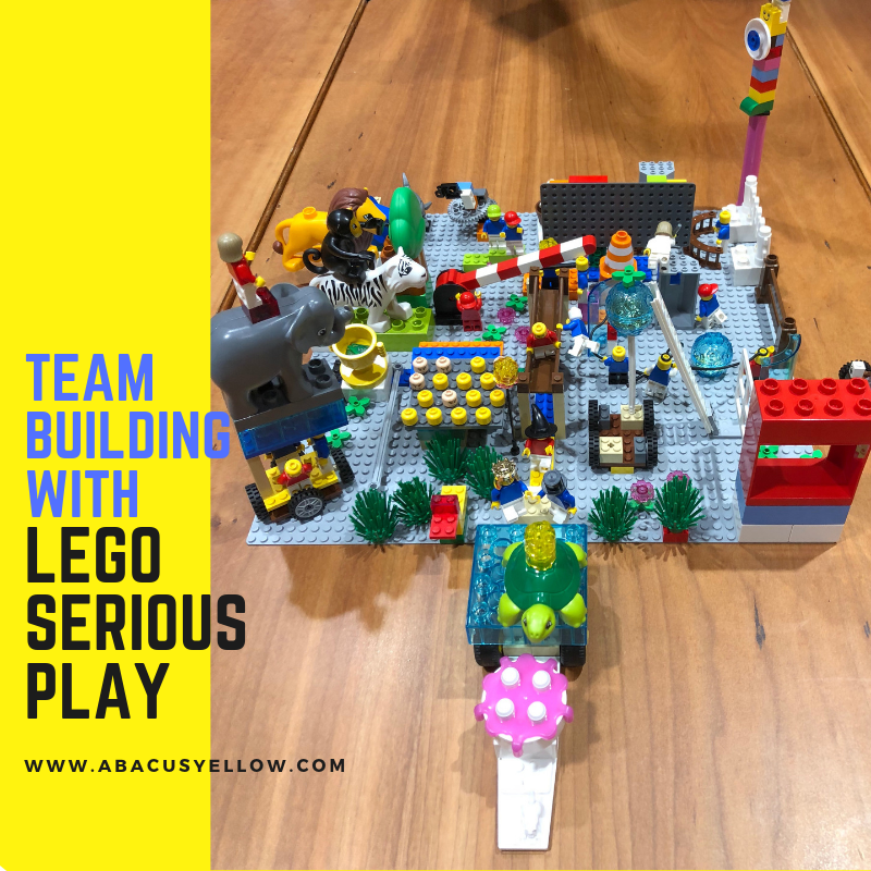 The LSP Method helps teams create a landscape and play our scenarios for the future