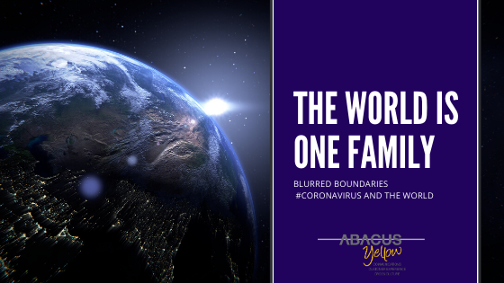 The world is one family