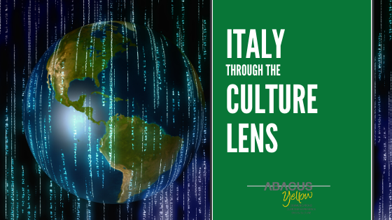 Italy through the culture lens