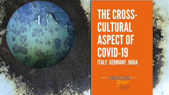 The Crosscultural aspect of COVID-19
