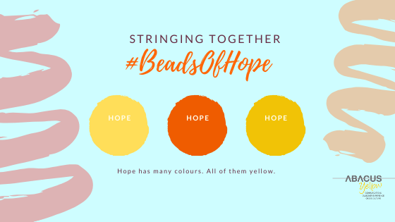 Stringing Together Beads of Hope
