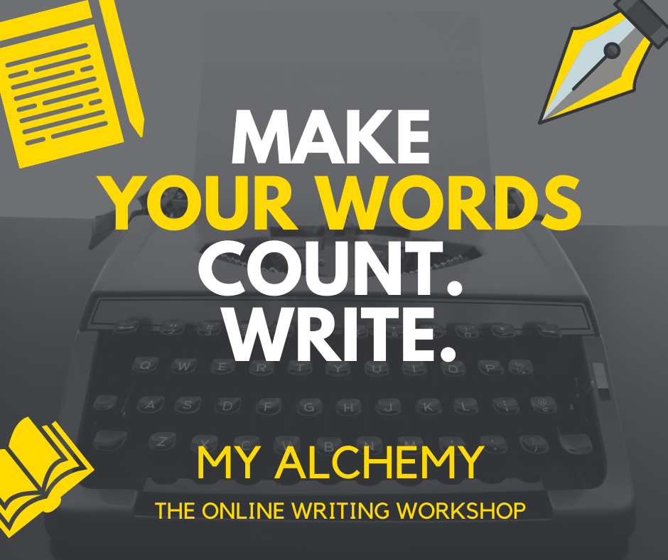 MyAlchemy, Writing Workshop, Online