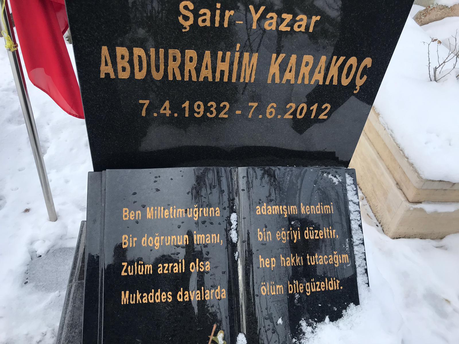 Üstat Karakoç