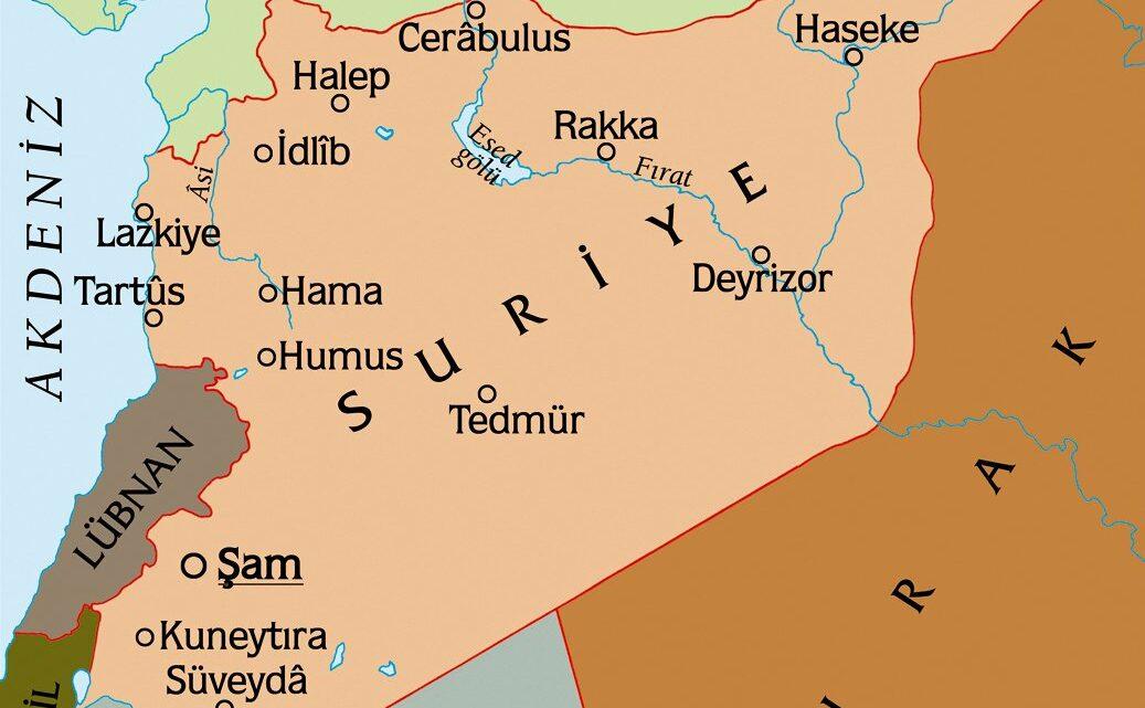 İç Savaşın Geçmişi: Suriye