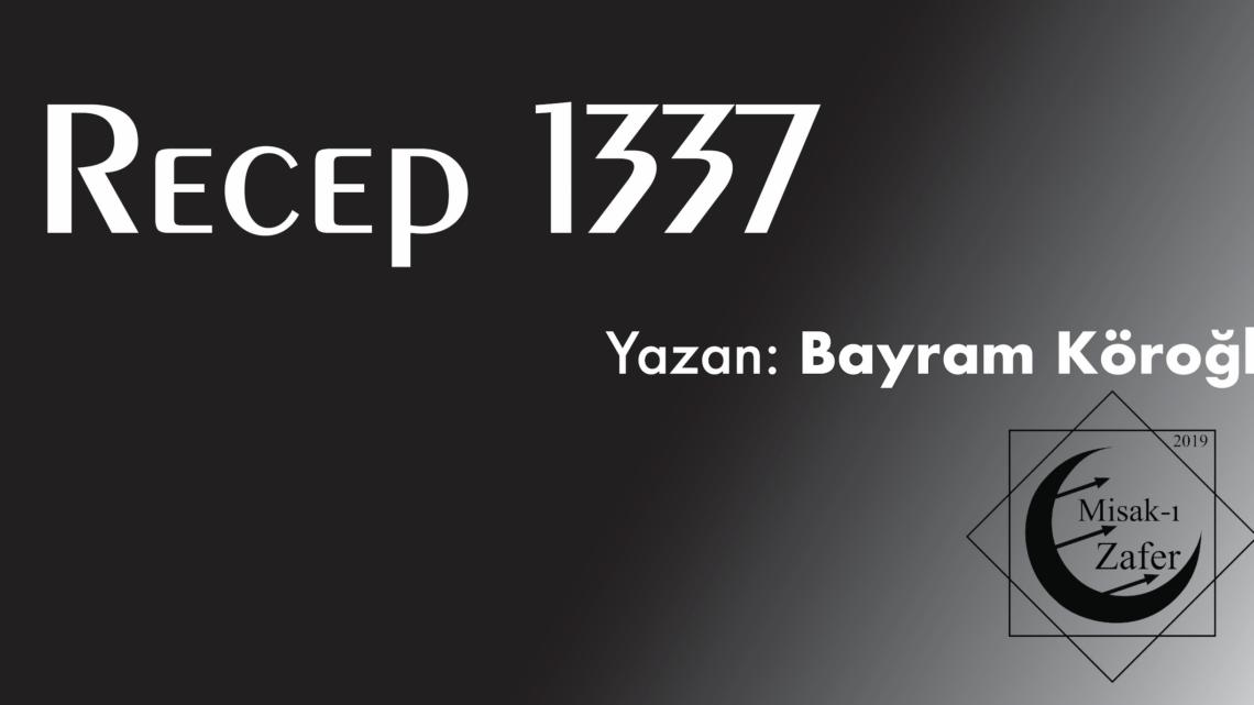 Recep 1337