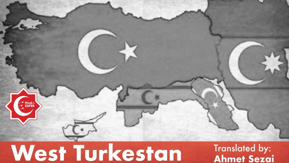 WEST TURKESTAN
