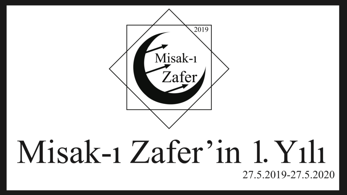 Misak-ı Zafer'in 1. Yılı